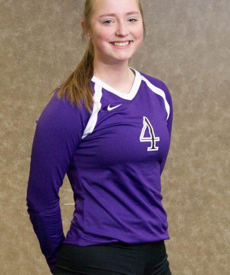 Anna Jenewein - CLUB 43 Volleyball