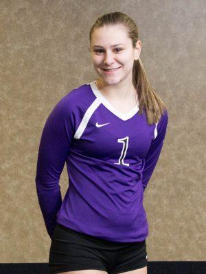 Becky Brezen - CLUB 43 Volleyball