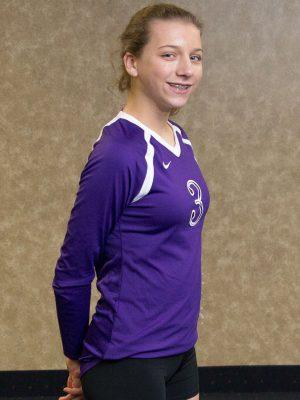 Bella Walsh - CLUB 43 Volleyball