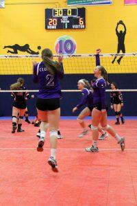 CLUB 43 JO Volleyball