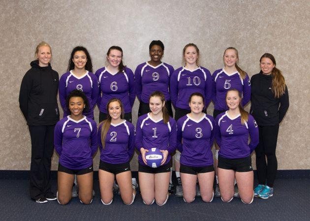CLUB 43 Volleyball U171 2016-17