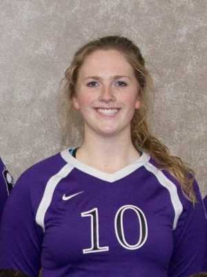 Caitlin Griffin - CLUB 43 Volleyball
