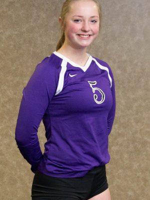 Emily Jenewein - CLUB 43 Volleyball