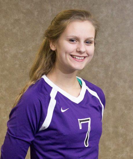 Erika Stensland - CLUB 43 Volleyball