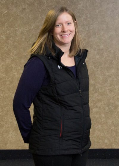 Frances Miller - CLUB 43 Volleyball Coach
