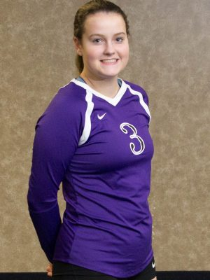 Gabby Lacher - CLUB 43 Volleyball