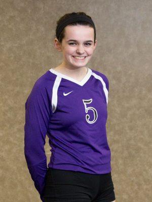Gabby Tollander - CLUB 43 Volleyball