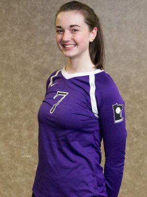 Kat Johanns - CLUB 43 Volleyball