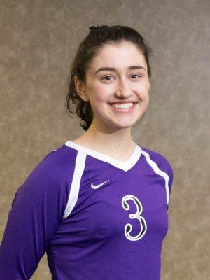 Kate Glavan - CLUB 43 Volleyball