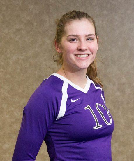 Katherine Blaine - CLUB 43 Volleyball