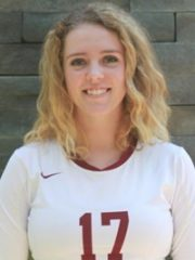Gina Kruse - CLUB 43 Volleyball Alumni