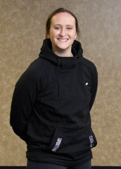 Krystie Dovenmeuhler - CLUB 43 Volleyball Coach