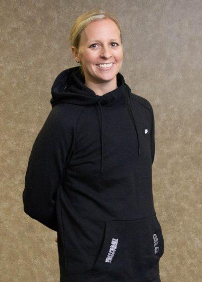 Liz Huber - CLUB 43 Volleyball Coach