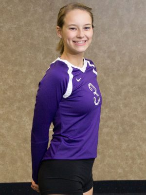 Maddie Deets - CLUB 43 Volleyball
