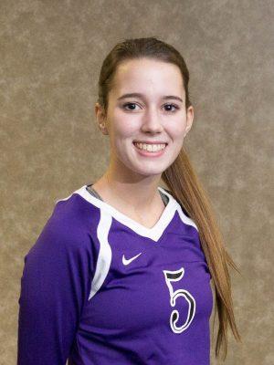 Megan Palmer - CLUB 43 Volleyball