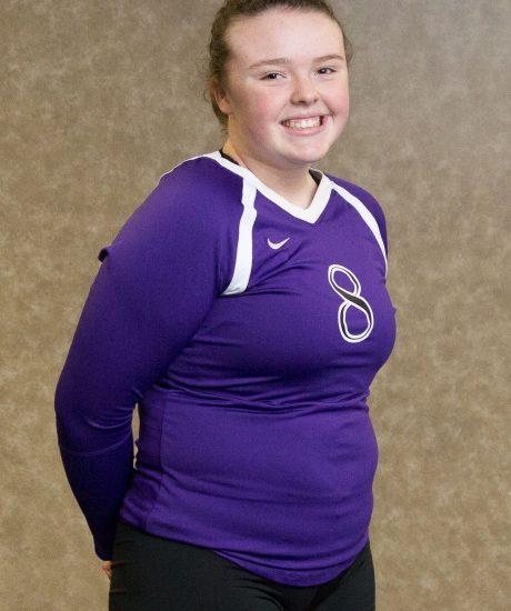 Shannon Murray - CLUB 43 Volleyball