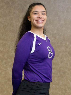 Taniya Crowther - CLUB 43 Volleyball