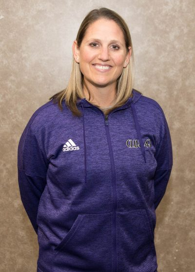 Julie Michschl - Coach - CLUB 43 Volleyball
