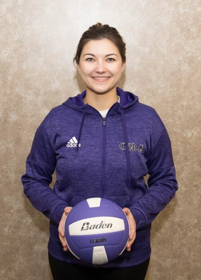 Nicole Nuczynski - Coach - CLUB 43 Volleyball
