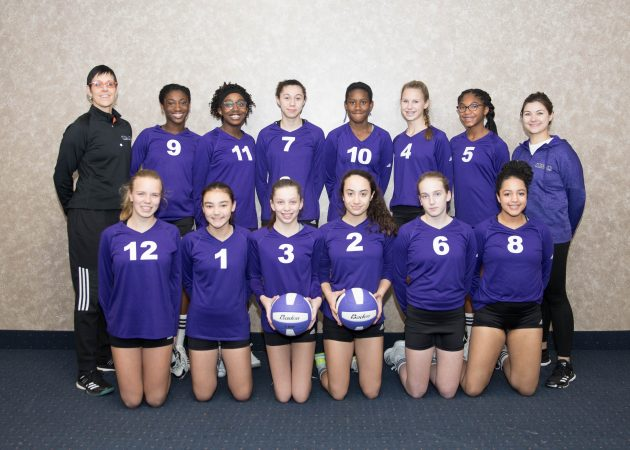 U141 Team - CLUB 43 Volleyball
