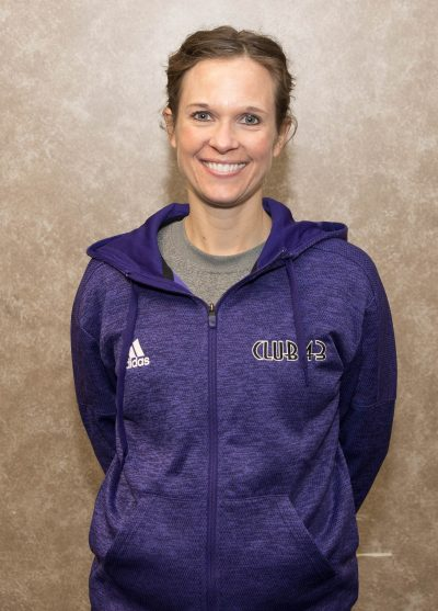 Jill Krahn - Coach - CLUB 43 Volleyball