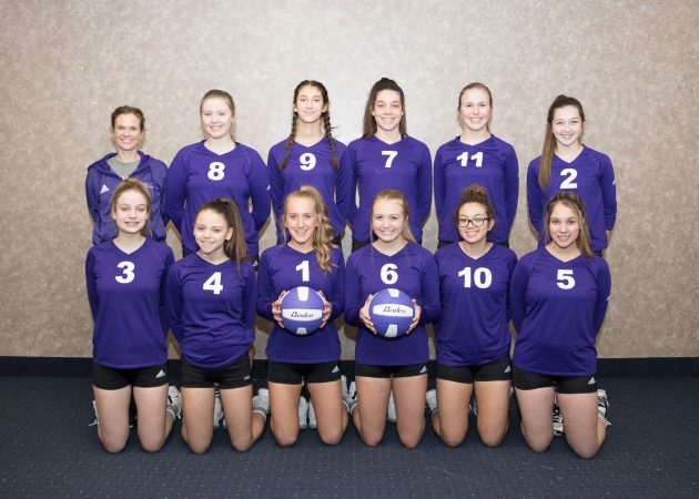U151 Team - CLUB 43 Volleyball
