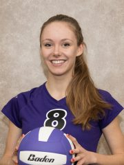 Gemma Robey - CLUB 43 Volleyball Alumni