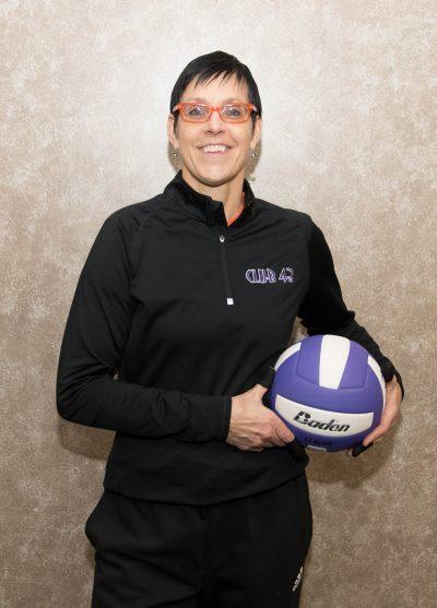 Annie Adamczak-Glavan - Coach - CLUB 43 Volleyball