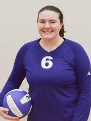 U181: Erin Murray - CLUB 43 Volleyball