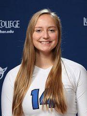 Anna Jenewein - CLUB 43 Volleyball Alumni