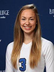 Anna Larson - CLUB 43 Volleyball Alumni